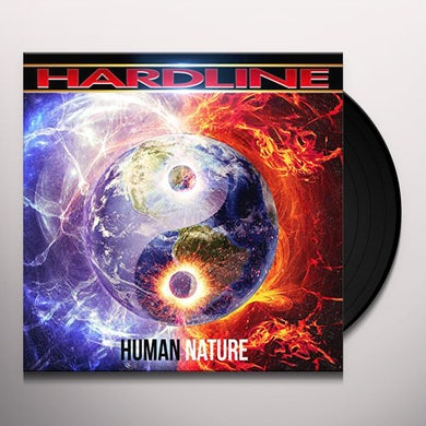 Hardline HUMAN NATURE Vinyl Record