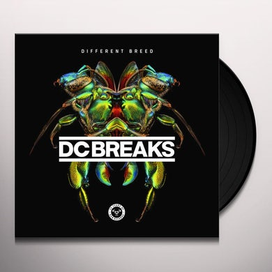 Dc Breaks DIFFERENT BREED Vinyl Record