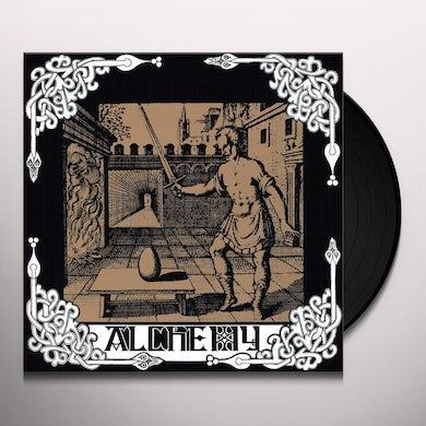Third Ear Band ALCHEMY Vinyl Record