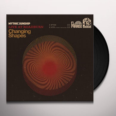 MYTHIC SUNSHIP CHANGING SHAPES Vinyl Record