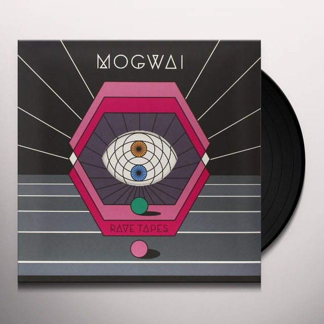 Mogwai RAVE TAPES Vinyl Record