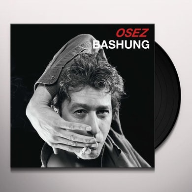 Alain Bashung OSEZ BASHUNG Vinyl Record