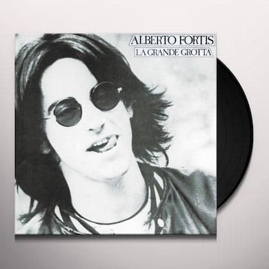 Alberto Fortis LA GRANDE GROTTA Vinyl Record