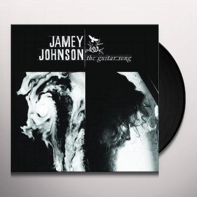 Jamey Johnson GUITAR SONG Vinyl Record