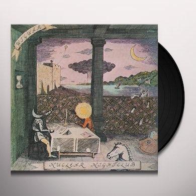 Wigwam NUCLEAR NIGHTCLUB Vinyl Record