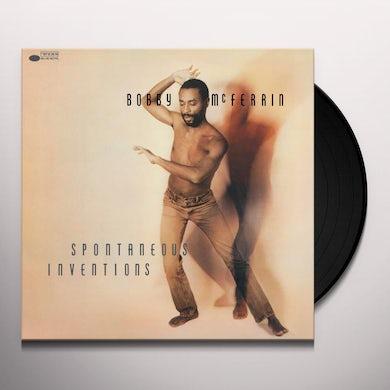 Bobby Mcferrin SPONTANEOUS INVENTIONS Vinyl Record