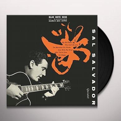 SAL SALVADOR QUINTET Vinyl Record