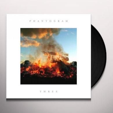 Phantogram THREE Vinyl Record