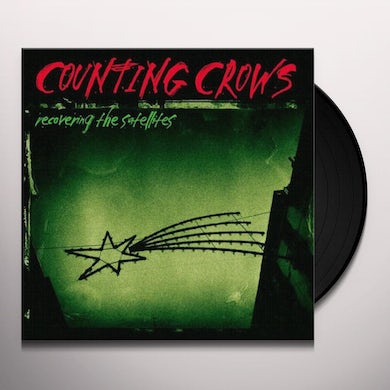 Counting Crows RECOVERING THE SATELLITES Vinyl Record