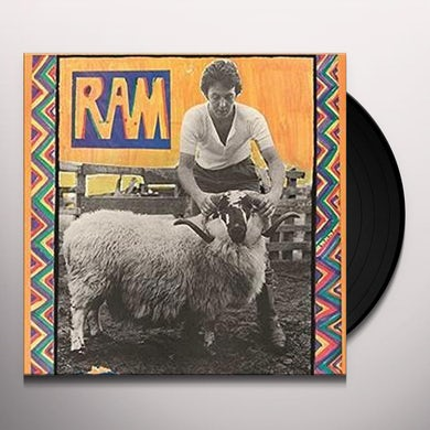 Paul McCartney RAM (LP) Vinyl Record