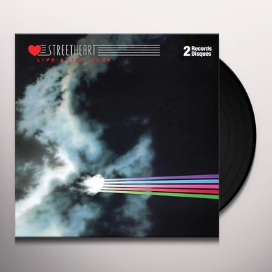 Streetheart LIVE AFTER DARK Vinyl Record