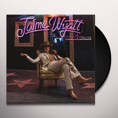 Jaime Wyatt NEON CROSS Vinyl Record