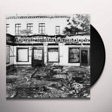 Assholeparade WELCOME FUCKING HOME Vinyl Record