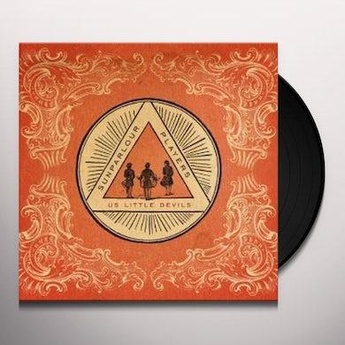 Sunparlour Players US LITTLE DEVILS Vinyl Record