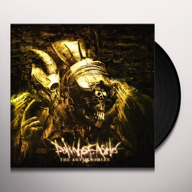 Dawn Of Ashes ANTINOMIAN Vinyl Record