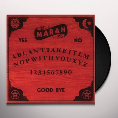 Marah CAN'T TAKE IT WITH YOU Vinyl Record