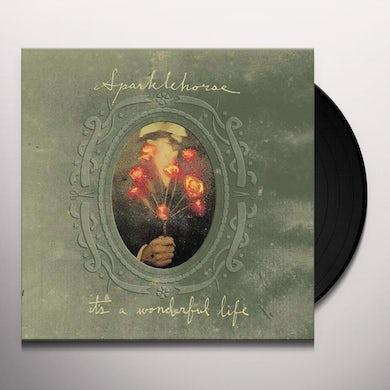 Sparklehorse ITS A WONDERFUL LIFE Vinyl Record