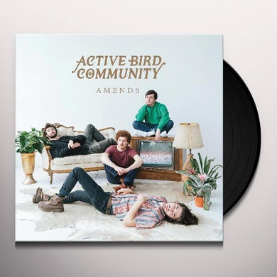 Active Bird Community AMENDS Vinyl Record