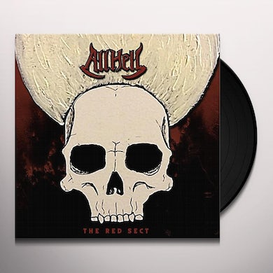 ALL HELL RED SECT Vinyl Record