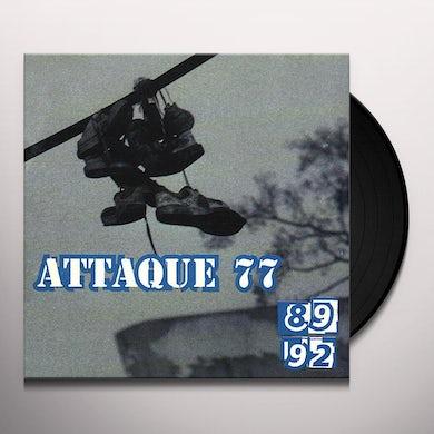 89/92 Vinyl Record