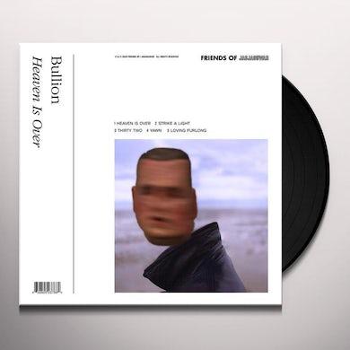 HEAVEN IS OVER (CRYSTAL CLEAR VINYL) Vinyl Record