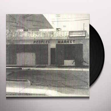 Misled Children PEOPLES MARKET Vinyl Record