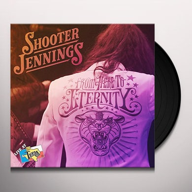Shooter Jennings LIVE AT BILLY BOB'S TEXAS Vinyl Record