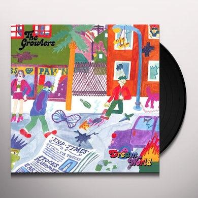 The Growlers DREAM WORLD / RANDOM EVERYONE Vinyl Record