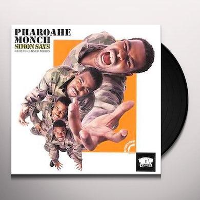 SIMON SAYS REMIX / INSTRUMENTAL Vinyl Record