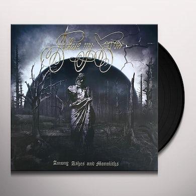 AMONG ASHES & MONOLITHS Vinyl Record