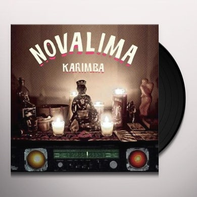 Novalima KARIMBA Vinyl Record