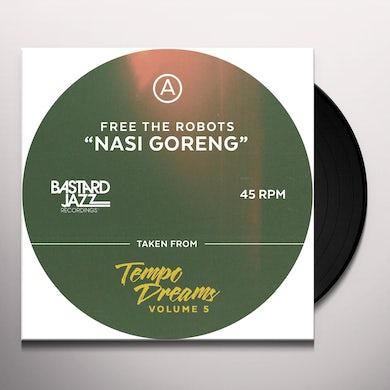 Free the Robots NASI GORENG / MARANAO Vinyl Record