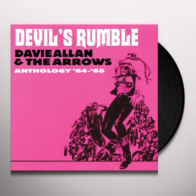 DEVIL'S RUNBLE: ANTHOLOGY 64-68 Vinyl Record