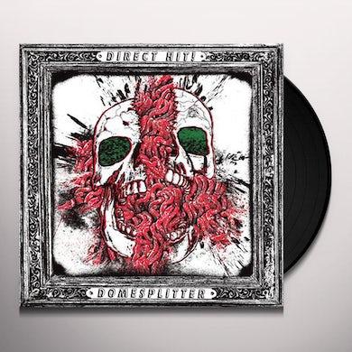 Direct Hit! DOMESPLITTER Vinyl Record