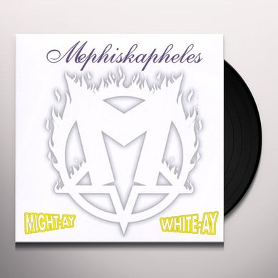 MIGHT-AY WHITE-AY Vinyl Record