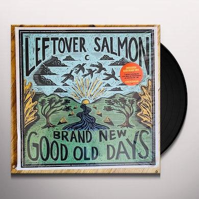 Leftover Salmon Brand New Good Old Days Vinyl Record