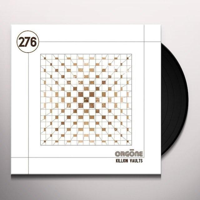 Orgone KILLION VAULTS Vinyl Record