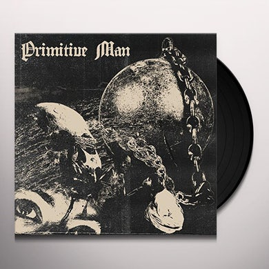 Primitive Man CAUSTIC Vinyl Record