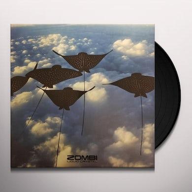 Liquid Crystal Vinyl Record