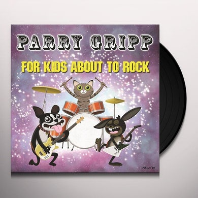 FOR KIDS ABOUT TO ROCK Vinyl Record