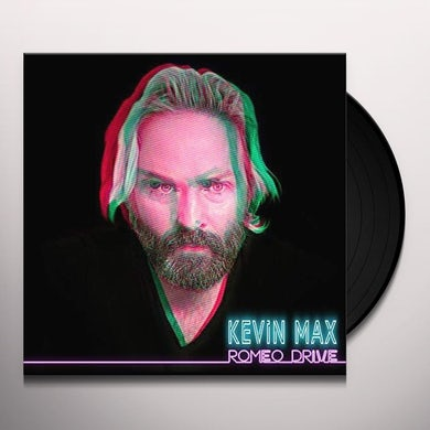 Kevin Max  Romeo Drive Vinyl Record