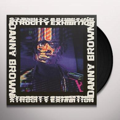 Danny Brown Atrocity Exhibition Vinyl Record