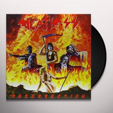 Death Ss RESURRECTION Vinyl Record
