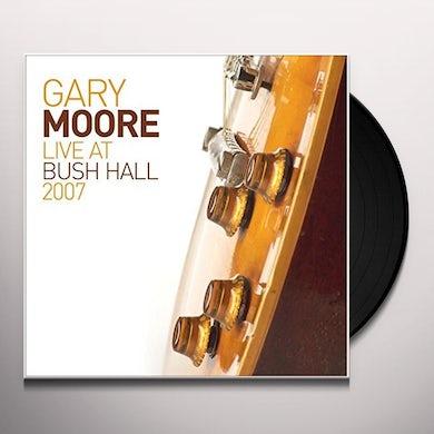 Gary Moore LIVE AT BUSH HALL Vinyl Record