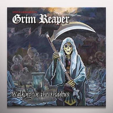 Steve Grimmett'S Grim Reaper WALKING IN THE SHADOWS Vinyl Record