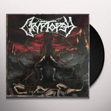Cryptopsy BEST OF US BLEED Vinyl Record