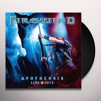 Firewind Apotheosis   Live 2012 Vinyl Record