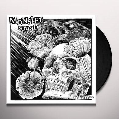 Monster Squad DEPRESSION Vinyl Record