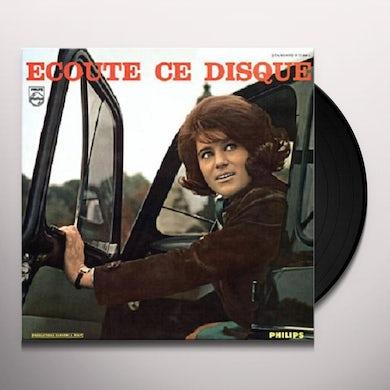 ECOUTE CE DISQUE: SPECIAL EDITION Vinyl Record