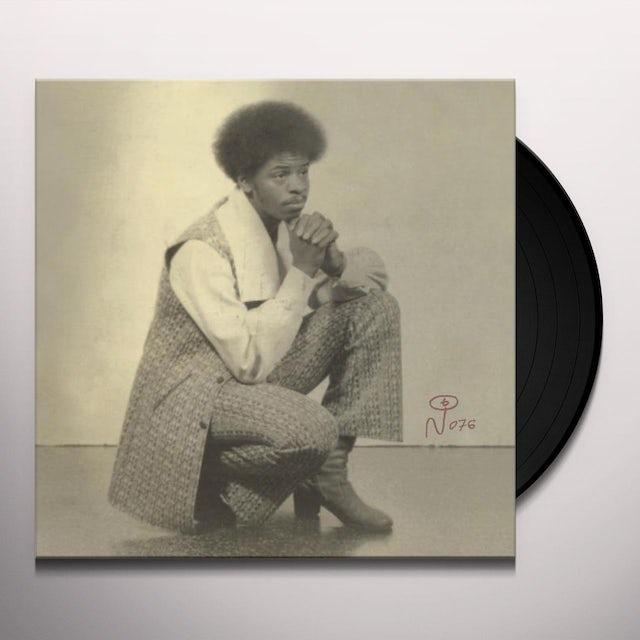 Tommy McGee I'M A STRANGER Vinyl Record